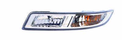 Фара противотуманная С лампой 215-1672L-AE
