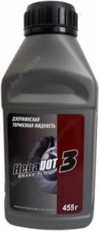 Жидкость торм. Дзержинский DOT3 455гр 38224