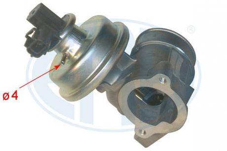 Клапан EGR FORD MONDEO III (B5Y) 2.2 TDCi QJBC, QJBD QJBA, QJBB, 2.0 16V DI / TDDi / TDCi D5BA, SDBA 555297