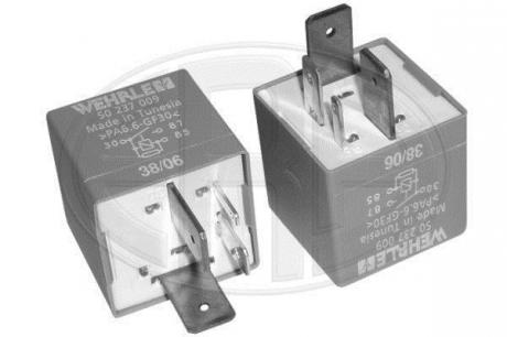 Блок управления, время накаливания (ERA) 661131