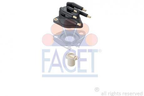 Крышка распределителя (трамблера) зажигания 2.7686PHT