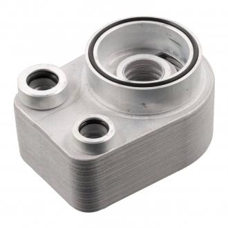 Радиатор масляный DACIA DUSTER (10-) 1.5 dCi (пр-во FEBI) 102577