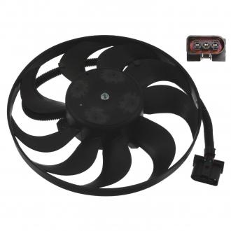 Вентилятор радиатора AUDі/SKODA/VW A4/Octavіa/Golf іV 14744
