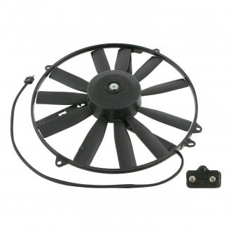 Вентилятор радиатора А/С MERCEDES 124/Sprіnter 901-904 18932