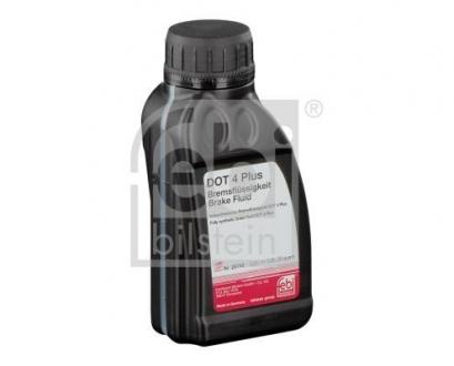 Жидкость торм. FEBI DOT4 Plus (Канистра 0,25л) 26748