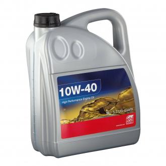 Масло моторное Febi Engine Oil 10W-40 (5 л) 32933