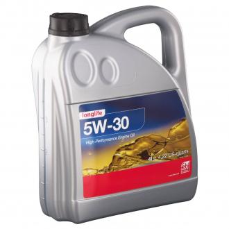 Масло моторное Febi Engine Oil Long Life 5W-30 (4 л) 32942