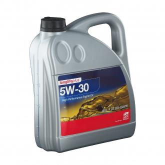 Масло моторное Febi Engine Oil Long Life Plus 5W-30 (5 л) 32947