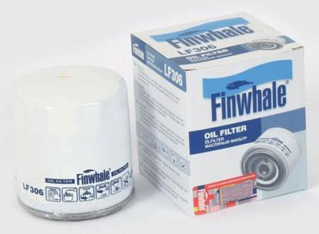 Фильтр масляный FORD FOCUS (04-11) 1.8-2.0L, MONDEO IV, V 07- (пр-во FINWHALE) LF306