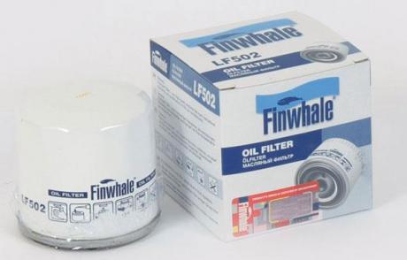 Фильтр масляный Lada Xray (1,6 16V 110 л.с. H4M), Kia, Nissan, Subaru, Mazda корр. уп. LF502