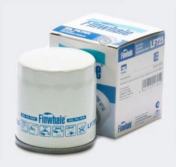 Фильтр масляный Getz 1.1L, Picanto (04- / 11-) (пр-во FINWHALE) LF725