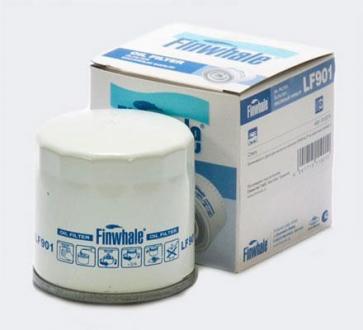 Фильтр масляный Chery Amulet 1.5-1.6L (пр-во FINWHALE) LF901