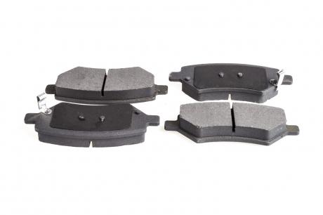 Колодки тормозные дисковые 3645-36BC