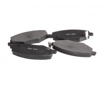 Колодки тормозные передние без ушка Chery Amulet FITSHI A11-6GN3501080