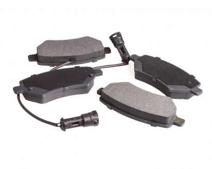 Колодки тормозные передние Chery Elara FITSHI A21-6GN3501080BA