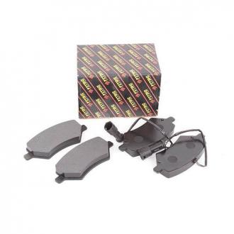 Колодки тормозные передние FITSHI Chery Cross Eastar B11-6BH3501090