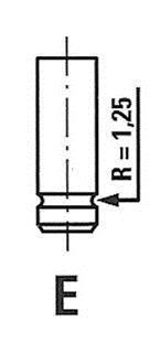 R4654/RCR FRECCIA Выпускной клапан
