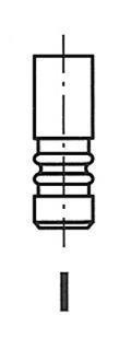 R6797/S FRECCIA Впускной клапан