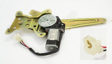 Стеклоподъемник двери задней L (оригинал) Geely MK 1018005663