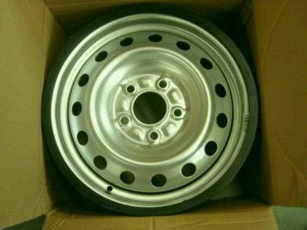 Диск колесный стальной (оригинал) R15 Geely EC-7 RV 1064001019