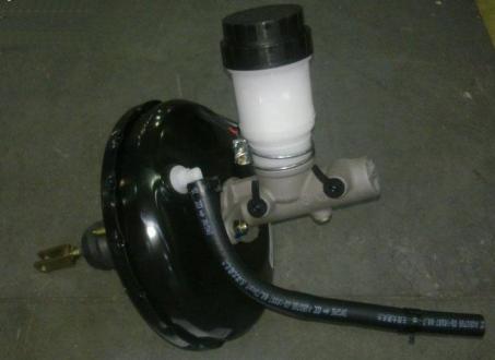 Цилиндр тормозной главный с вакуумным усилителем с ABS, Оригинал Geely CK2 140501118001