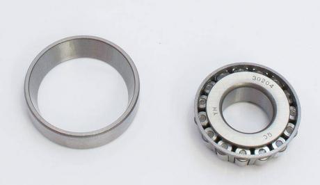 Подшипник КПП вторичного вала задний 7204 (30204) (оригинал) CK MK EC7 3204715102 3204715101