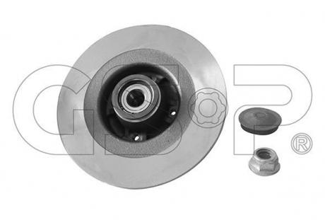 Тормозной диск в сборе с подшипником 9225041K