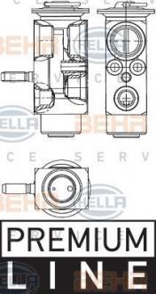 Клапан кондиционера расширительный 8UW 351 239-611
