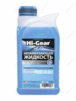 Незамерзающая жидкость для омывателя стекла (1л., -80) 16шт в ящ HG5648