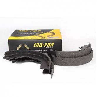 Колодки тормозные задние с ABS INA-FOR Geely CK / CK-2 1403060180