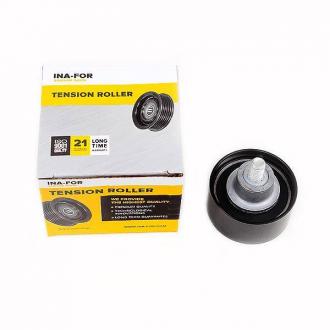 Ролик ремня ГРМ обводной INA-FOR металл Chery Eastar 481H-1007070