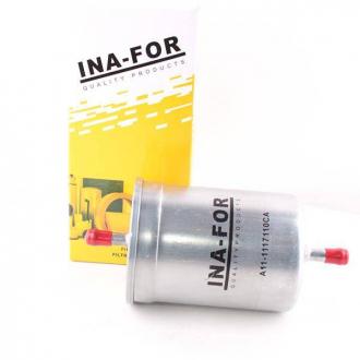 Фильтр топливный INA-FOR Chery Amulet A11-1117110CA