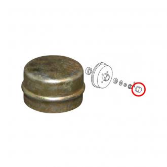 Предохранительная крышка, ступица колеса 1151450200