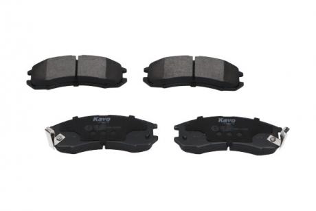 Тормозные колодки дисковые KBP-4525