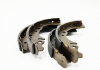 1403060180 KIMIKO Колодки тормозные задние с ABS Geely CK CK2 (фото 2)