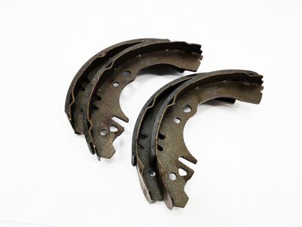 1403060180 KIMIKO Колодки тормозные задние с ABS Geely CK CK2