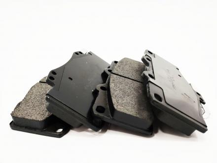 Колодки тормозные передние Great Wall Deer Safe KIMIKO 3501080-F00
