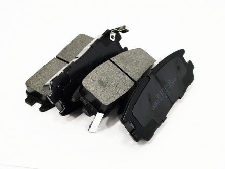 Колодки тормозные задние Great Wall KIMIKO 3502120-K00