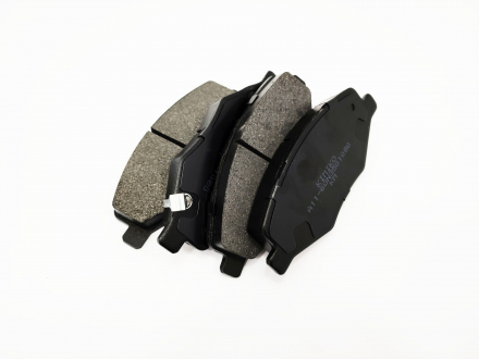 Колодки тормозные передние без ушка Chery Amulet KIMIKO A11-6GN3501080