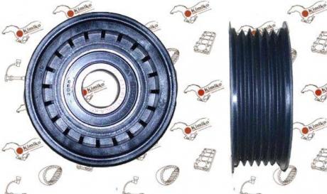 Ролик ремня генератора без натяжителя Chery KIMIKO A11-8111200CA-1