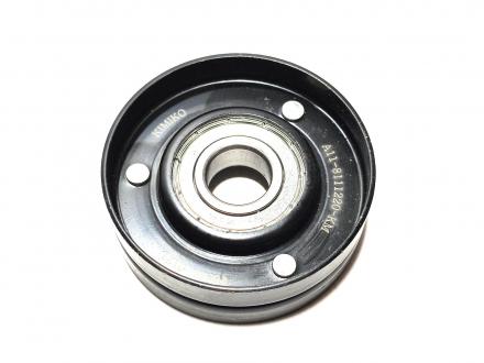 Ролик ремня генератора (металл) Chery Amulet Karry KIMIKO A11-8111220