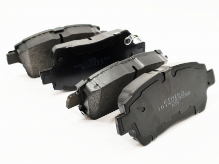 Колодки тормозные передние BYD F3 KIMIKO BYDF3-3501130