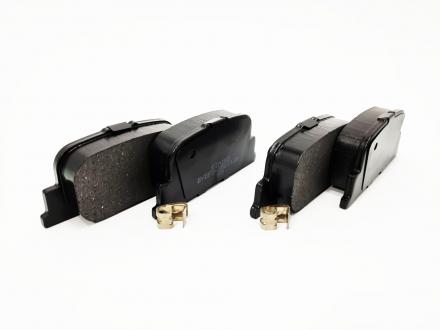 Колодки тормозные задние BYD F3 KIMIKO BYDF3-3502130
