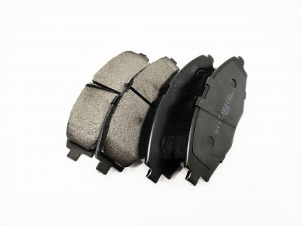 Колодки тормозные передние Chery QQ KIMIKO S11-3501080