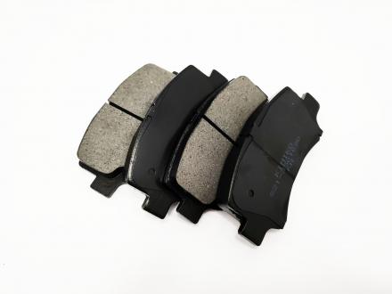 Колодки тормозные передние Chery Kimo/Jaggi/Beat KIMIKO S21-3501080