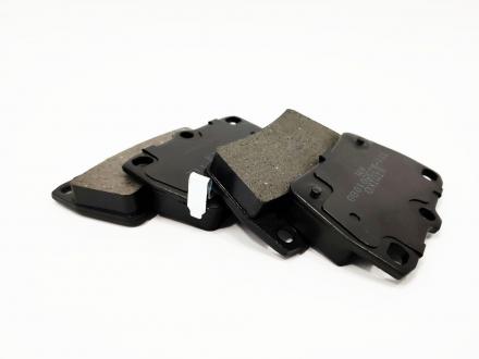 Колодки тормозные задние Chery Tiggo KIMIKO T11-BJ3501080