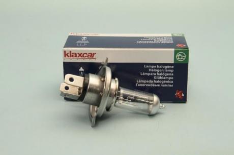 """Лампа накаливания основная фара """"H4"""" 12В 60/55Вт long lіfe (86200LZ) Klaxcar France"""