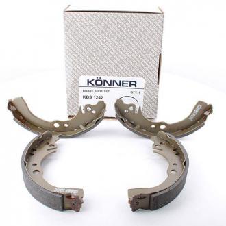 Колодки тормозные задние с ABS Geely CK CK2 KONNER 1403060180