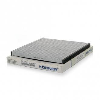 Фильтр салона угольный (KONNER) MK 1018002773 KCF-8108-C