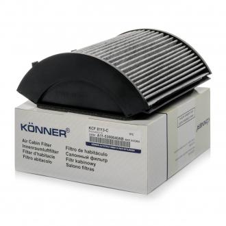 Фильтр салона угольный (KONNER) A15 A11-5300640AB KCF-8113-C